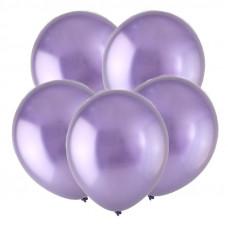 Сиреневый, Зеркальные шары / Mirror Violet