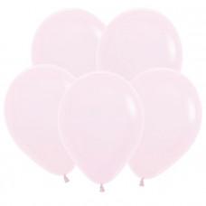 Нежно-розовый, Пастель Матовый (Макаронс) / Pink
