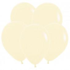 Нежно-желтый, Пастель Матовый (Макаронс) / Yellow