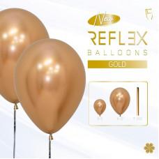 Рефлекс Золото, (Зеркальные шары) / Reflex Gold