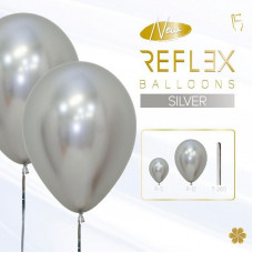 Рефлекс Серебро, (Зеркальные шары) / Reflex Silver