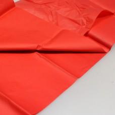 Бумага упаковочная тишью Красная / листы