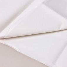 Бумага упаковочная тишью Белая / листы