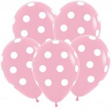 Большие кружки, Розовый Пастель, 5 ст.