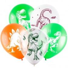 Динозавры, Ассорти Пастель-Кристал