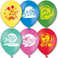 "Шар с рисунком 12"" Disney Микки Маус"