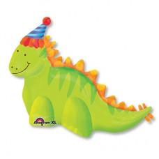 Динозавр праздничный