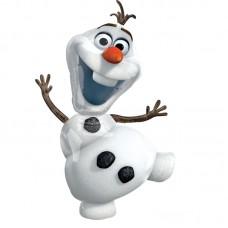 Снеговик Олаф Фигура