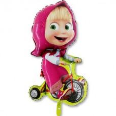 Маша на велосипеде G ФИГУРА