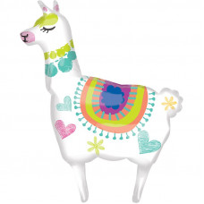 Лама Фигура / Happy Llama
