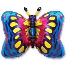 Бабочка (синяя) / Butterfly