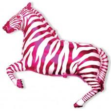 Зебра (фуксия) / Zebra