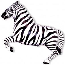 Зебра (чёрная) / Zebra