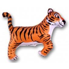 Тигр (чёрный) / Tiger