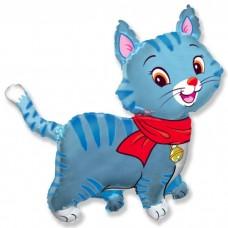 Мой милый котёнок (голубой) / Sweet cat