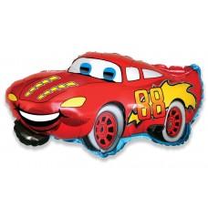 Весёлый гонщик красный / Racing