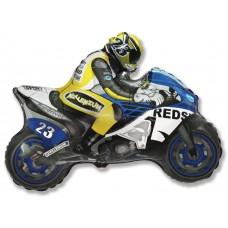 Мотоцикл (синий) / Motor bike