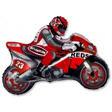 Мотоцикл (красный) / Motor bike