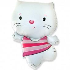 Котёнок (белый) / A little Cat