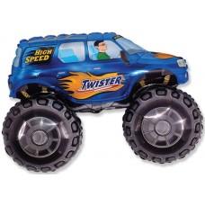 Большой внедорожник (синий) / Big wheel