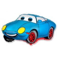 Весёлый гонщик синий / Racing blue