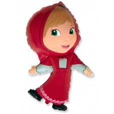 Красная шапочка (без металлизации) / Little red hood