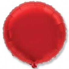 Круг Красный / Rnd Red Flex Metal