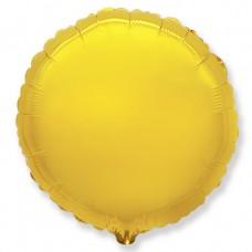 Круг Золото / Rnd Gold Flex Metal