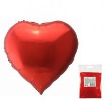 Сердце Красный в упаковке / Heart Red