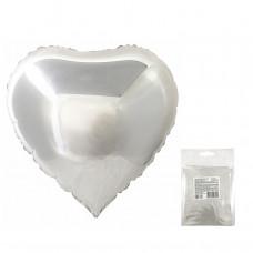 Сердце Серебро в упаковке / Heart Silver