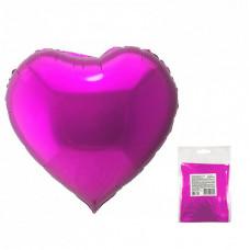 Сердце Розовый в упаковке / Heart Pink