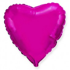 Сердце Лиловый / Heart Purple Flex Metal