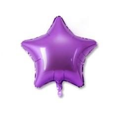 "Звезда 18"" Пурпурный  /  Satin  Purple"