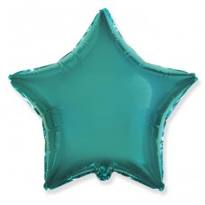 Звезда Бирюзовый / Star Torquoise Flex Metal