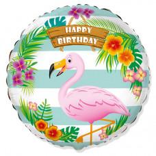 Фламинго С Днем Рождения