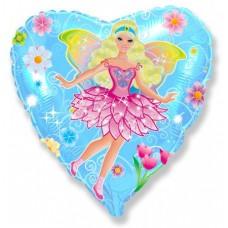 Фея в цветах / Fairy Blue