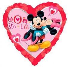 Микки и Минни Любовь / Mickey & Minnie Heart