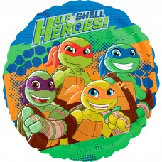 Малыши Черепашки Ниндзя / Half Shell Heroes