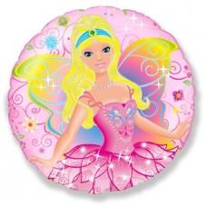 Фея на розовом / Fairy Pink