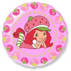 Девочка-клубничка ягодки / Strawberry