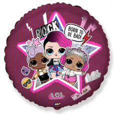 Куклы LOL Рок-звезда / RD.LOL STAR