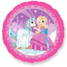 Принцесса Мия и единорог