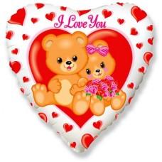 Медвежата Влюблённые / Love sweet Bears
