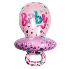 Пустышка детская Розовый / Baby Pacifier Pink
