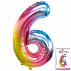 Цифра Радуга 6