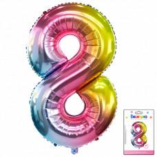Цифра Радуга 8