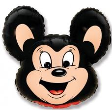 Мощный мышонок (черный) / Mouse