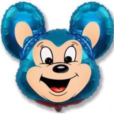 Мощный мышонок (синий) / Mouse