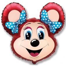 Лолли-маус (красный) / Mouse