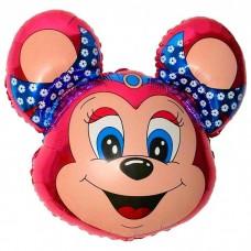 Бабси-маус (фуксия) / Mouse